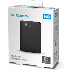 WD elements 2TB