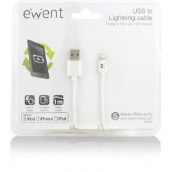 USB to lightning kabel (Apple)