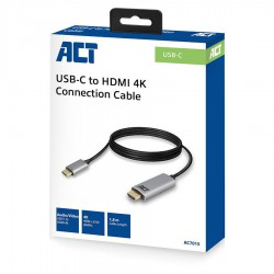 USB-C to HDMI 4K converter