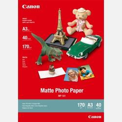 CANON MP-101 matte photo...